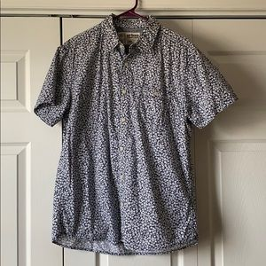 Urban Pipeline short sleeved button up